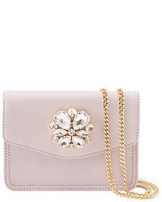 Love this holiday mini shoulder bag