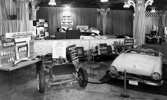 Chicago Auto Show - 1954