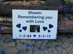 Lovingly Remembering Shawn      January 3, 2016