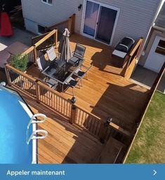 Deck, Patio, Outdoor Decor, Home Decor, Landscape Fabric, Landscape Planner, Decoration Home, Room Decor, Front Porches