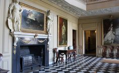 The Great Hall: Ham House by curry15, via Flickr...  From...  http://www.flickr.com/photos/47071837@N02/6883586592/in/photostream/#