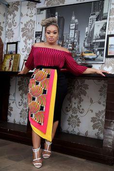Beautiful Plus Size African Ankara Styles And Attire