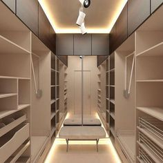 The best of luxury closet design in a selection curated by Boca do Lobo to in. Wardrobe Room, Wardrobe Design Bedroom, Small Wardrobe, Master Bedroom Closet, Wardrobe Ideas, Closet Ideas, Dressing Room Closet, Dressing Room Design, Dressing Rooms