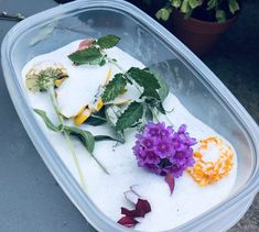 Drying flowers with silica gel is a unique pressed/dried flower technique that is easy to use and takes only a few days to dry each bloom.