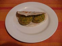 Cocina Real Free Falafel y pan Arabe caseros