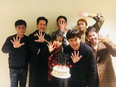 [BY 좋아요] 신과함께 개봉 7일만에 500만명 달성~ 예상대로 관객들의 뜨거운 사랑에 누적관객수가 쭉... Lee Jung, Jung Woo, Korean Celebrities, Celebs, Like U, My Love, Korean Drama Stars, Woo Sung, Kdrama