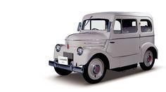 Nissan Tama EV: el carro eléctrico japonés de 1950