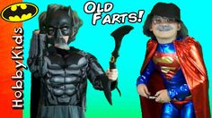Old Farts Fighting! Batman Goes to Space Claym. Superhero Shows, Superman, Battle, Space, Youtube, Movie Posters, Kids, Floor Space, Young Children