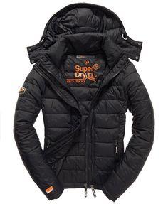 Superdry - Fuji Double Zip Jacket