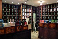Mariage Freres Tea Shop/Paris.