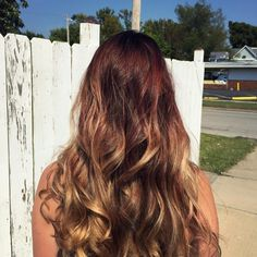 "Kaitlin Rose on Instagram: ""#ombrehair #loveforhair #colorist"""