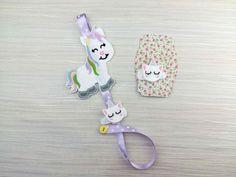 Unicorn Hair Clip Holder, unicorn holder, barrette clip, unicorn hair accessory, rainbow unicorn clip holder mythical unicorn, party favor by AHeartlyCraft on Etsy