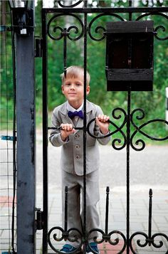 Boys suit for any occasion by VPLinenBabyBoutique on Etsy