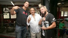 The Certified Gs visit NYC's famed Gleason's Gym: Enzo & Cass' SummerSlam Homecoming - http://newsaxxess.com/the-certified-gs-visit-nycs-famed-gleasons-gym-enzo-cass-summerslam-homecoming/