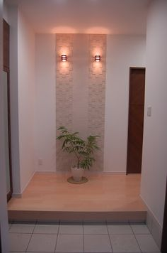 Bathroom Decorating – Home Decorating Ideas Kitchen and room Designs Japanese Living Rooms, Japanese House, Entrance Foyer, House Entrance, Hallway Decorating, Interior Decorating, Japan Architecture, Room Tour, Image House