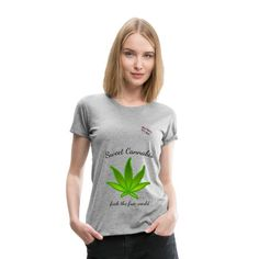 Cannabis free world Shirt Randy Design