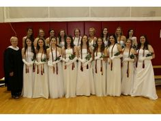 Mother McAuley Sends Off Class of 2015 | Beverly-Mtgreenwood, IL Patch