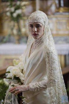 30 Ideas For Bridal Hijab Veil Bridal Hijab, Hijab Wedding Dresses, Bridal Gowns, Wedding Veils, Lace Wedding, Beautiful Dresses, Beautiful Life, Dream Wedding, Gothic Wedding