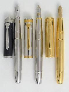 Stylo plume vulpen fountain pen fullhalter penna PARKER 45 XF nib writing 鋼筆