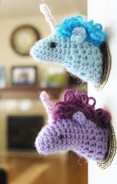 Unicorn Taxidermy pattern