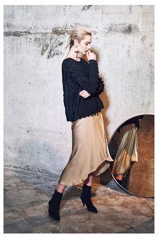moochi Winter 2017, Winter Collection, Midi Skirt, Tulle, Style Inspiration, Skirts, Fashion, Moda, Skirt