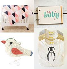 New-baby-gifts - mollie makes - molliemakes.com