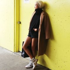 Best of the Week's Style Blogs: Dressed-up Winter Sneakers - The Cut