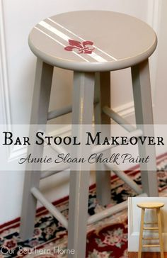 51 best bar stool makeover images in 2019 painted furniture rh pinterest com