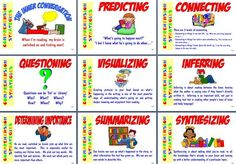 fun, bright posters for the classroom: