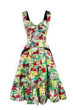 Vintage Girl: Ginger Jackie Tailor Shop: moda w stylu lat 50. z Moskwy