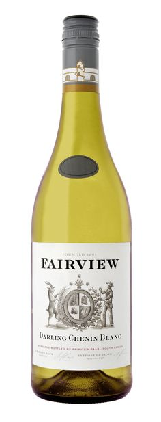 """The Fairview 2012 Chenin Blanc Darling ($13; Vineyard Brands ) performs far above its price class. The pale, green-tinged yellow color promises a lively wine, and the subtle aromas and flavors of citrus zest, ginger, crushed stone, minty wild herbs and white pepper deliver. With its dusty, firm finish and hint of quinine bitterness, this wine would be a perfect choice with many spicy Asian dishes."""