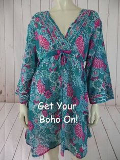 It's Festival Time, Baby! Get your Boho on!