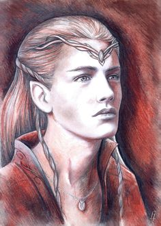 Finrod by *jankolas on deviantART