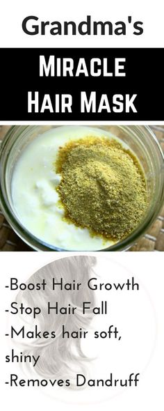 Natural hair mask for fast hair regrowth hair haircare fasthairgrowth hairgrowth hairmask fenugreekhairmask Hair Mask For Growth, Vitamins For Hair Growth, Hair Remedies For Growth, Hair Growth Treatment, Hair Treatments, Tips For Hair Growth, Diy Hair Growth, Fast Hair Growth, Healthy Hair Remedies