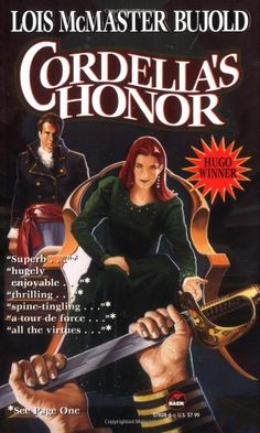 Cordelia's Honor (Vorkosigan Saga Omnibus: Shards of Honor / Barrayar) by Lois McMaster Bujold http://www.amazon.com/dp/0671578286/ref=cm_sw_r_pi_dp_iYfPub1JQQ403