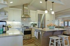 traditional kitchen by Regan Baker Design