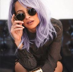 Great Thing of the Day: Nicole Richie's New Hair Color