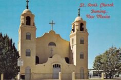 Image detail for -St. Ann's Church - Deming, New Mexico