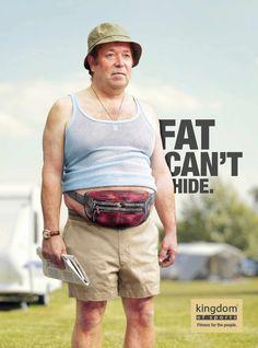 Kingdom Of Sports: Fat can't hide, Tourist