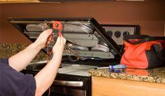 kitchen-appliances-black-allappliancerepairssydney