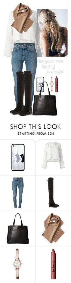 """""""You are beautiful"""" by youngsmile ❤ liked on Polyvore featuring IRO, Yves Saint Laurent, Kenneth Cole, SOREL, DKNY, tarte and PBteen"""