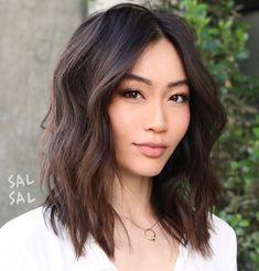 Medium Hair Styles For Women, Medium Hair Cuts, Shoulder Length Hair Styles For Women, Shoulder Length Hairstyles, Above Shoulder Length Hair, Long Wavy Hair, Long Hair Cuts, Thick Hair, Rapunzel