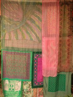 WILD HEART  Handmade Gypsy Curtain by BabylonSisters on Etsy