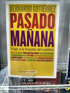 """""""Pasado Mañana"""" de Bernardo Gutierrez. Arpa"""