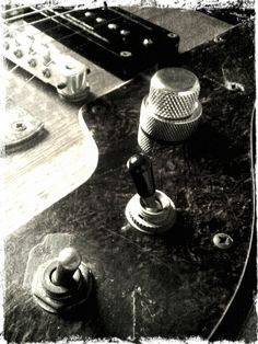 Welcome aboard! Concentric Pot for Volume/Tone.