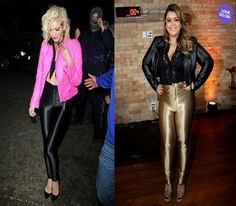 . Disco Pants, Leather Pants, Fashion, Leather Jogger Pants, Moda, Fashion Styles, Fasion, Leather Leggings