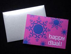 Rangoli Diwali Cards