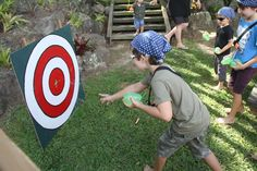 Nerf Wars Birthday Party Ideas | Photo 7 of 77 | Catch My Party