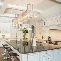 I like the cabinets style and it is nice for white