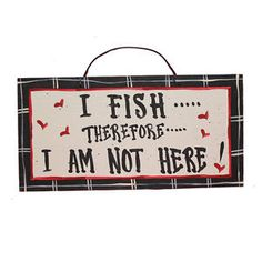 Funny Hunting Signs | ... Hand Painted Funny Hunting Fishing Themed Wooden Plaque Signs | eBay